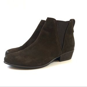 Steve Madden Brown Neoma Booties